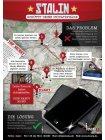STALIN чехол-невидимка для мобильного телефона (130x85мм)