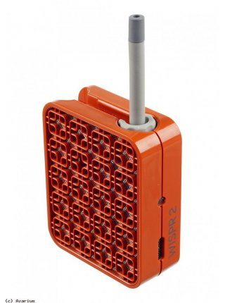 Wispr 2 ORANGE - газовый вапорайзер