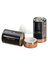 Тайник батарейка бочонок тип R14/LR14
