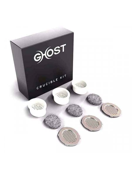 Набор оригинальных тиглей для вапорайзера Ghost MV1