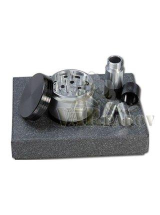 Механический гриндер & пресс для пыльцы