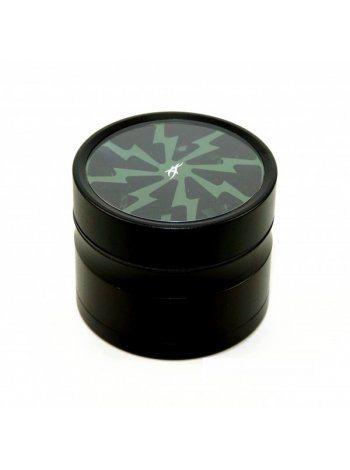 Гриндер Thorinder черный/зелёный Ø 62 H 48 4 части