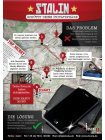 STALIN чехол-невидимка для мобильного телефона (170x100мм) Светло-коричневая кожа