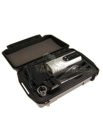 Arizer Solo Silver ORIGINAL & Vapecase - вапорайзер с кейсом в наборе