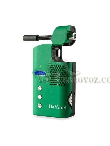 Da Vinci GREEN - портативный вапорайзер