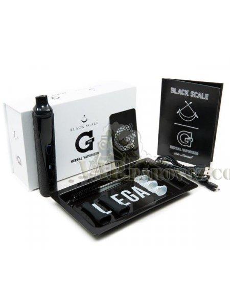 Вапорайзер G Pro Black Scale
