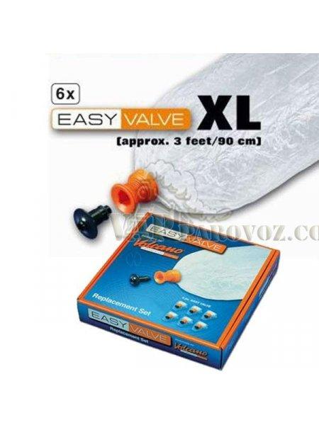 Набор сменных баллонов XL для Volcano Easy