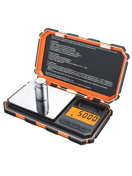 Цифровые весы Uniweigh ORANGE 0,01-200 гр.