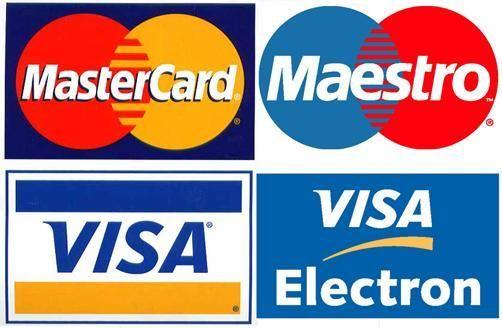 купить вапорайзер и оплатить картой Visa, Master Card, Maestro