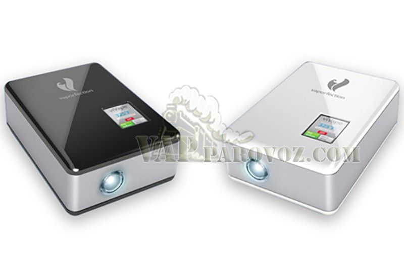 Вапорайзер viVape 2 - белый и черный вариант вапорайзера